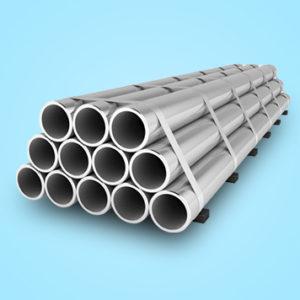 Оцинкованные трубы